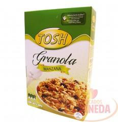 Cereal Granola Tosh Manzana X 300 G