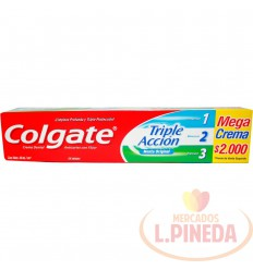 Crema Dental Colgate X 63 ML Triple Accion