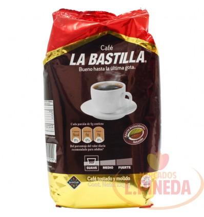 Café La Bastilla X 125 G Suave