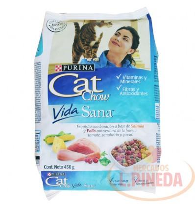 Cuido Para Gatos Cat Chow X 450 Vida Sana