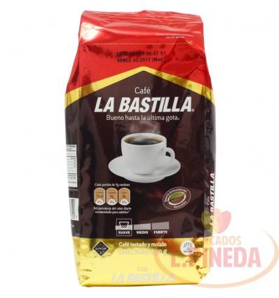 Café La Bastilla X 250 G Balanceado