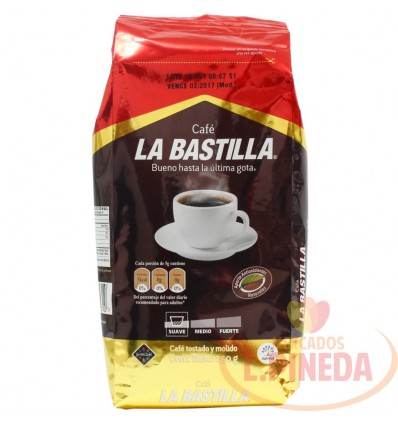 Café La Bastilla X 250 G Suave