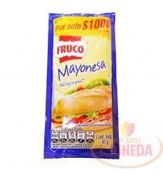 Mayonesa Fruco X 90 G