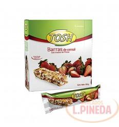 Granola Tosh Troz Fresa X 6 Unds 138 Gr