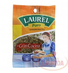 Laurel X 15 G La Gran Cocina