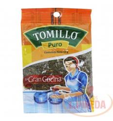 Tomillo Puro X 15 G La Gran Cocina