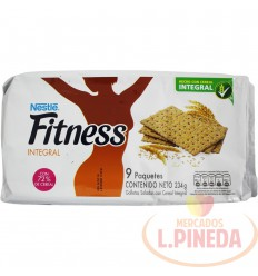 Galletas Fitness Nestle X 9 Un Integral