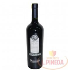 Vino Ciclos Malbec Merlot 750 CC
