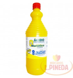 Acido Muriatico X 1000 ML Athos