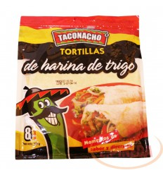 Tortilla X 8 Undsd Taconacho