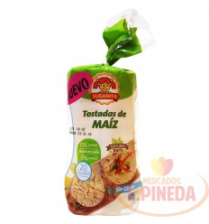 Tostada De Maiz X 100 G Susanita
