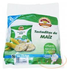 Tostada Arroz/Maiz Susanita X 6 Unds