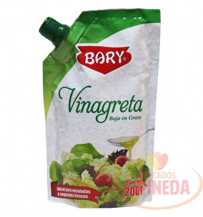 Vinagreta X 200 G Bary