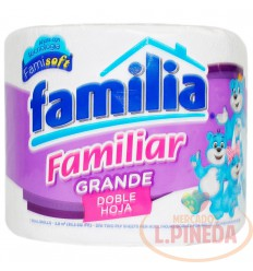 Papel Higiénico Familia Fliar X 1 Rollo
