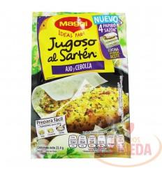 Maggi Jugoso Del Sarten Ajo Y Cebolla X 23,4 G