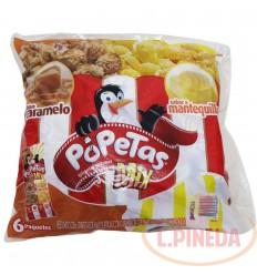 Popetas Mix Caramelo Con Mantequilla