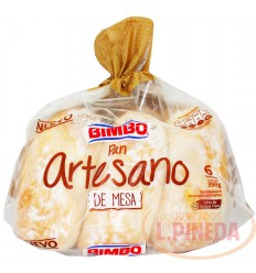 Pan Bimbo Artesano De Mesa X 390 G