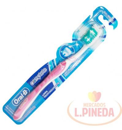 Cepillo Dental Oral B Complete Mediano