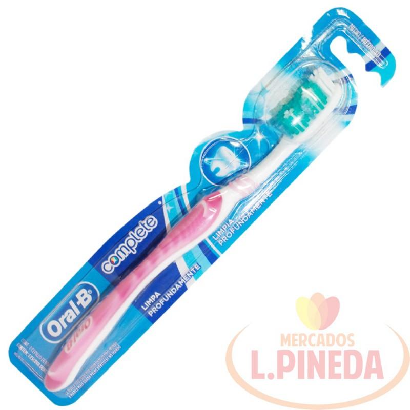 Cepillo Dental Oral B Complete Mediano d53d785660e6