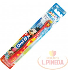 Cepillo Dental Oral B Kids Mickey