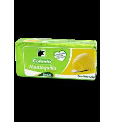 Mantequilla Colanta x125gr Sin Sal