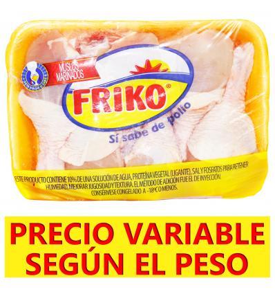 Pollo Friko Muslos Bandeja (Precio x Kilo)