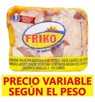 Pollo Friko Contramuslo Bandeja (Precio x Kilo)