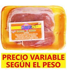 Pollo Omega Chuleta Bandeja (Precio x Kilo)