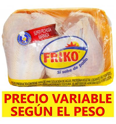 Pollo Friko Pechuga Bandeja (Precio x Kilo)