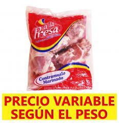 Pollo Contramuslo Agranel (Precio x Kilo)
