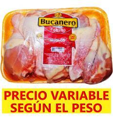 Pollo Bucanero Muslos Bandeja (Precio x Kilo)
