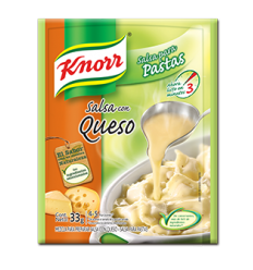 Base Para Salsa De Queso Knorr x33gr