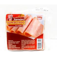 Jamon Super Cerdo x 500 gr