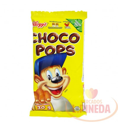 Cereales Kellogg's Choco Pops X 30 G