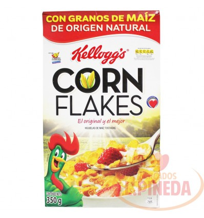 Cereales Kellogg's Corn Flakes X 350 G