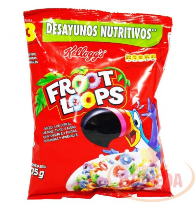 Cereales Kellogg's Froot X 105 G