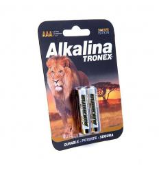 Pilas AAA alkania tronex x2