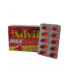 Advil max x unidad