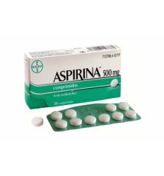 Aspirina bayer x unidad
