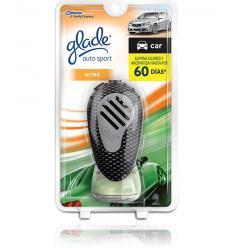 Glade auto sport nitro aparato+repuesto