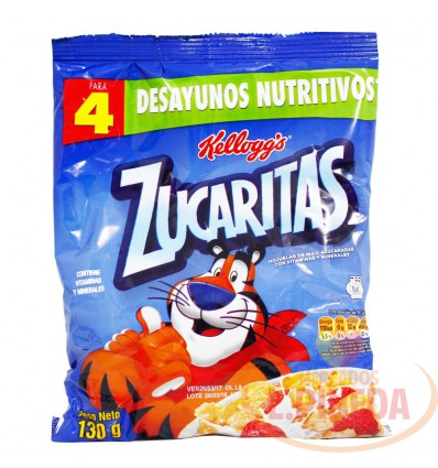 Cereales Kellogg's Zucaritas X 130 G