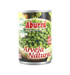 Arveja natural - aburra x320g