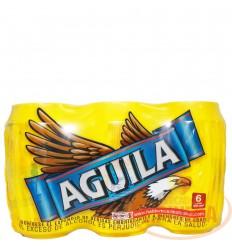Cerveza Aguila X 330 CC Lata Sixpac X 6