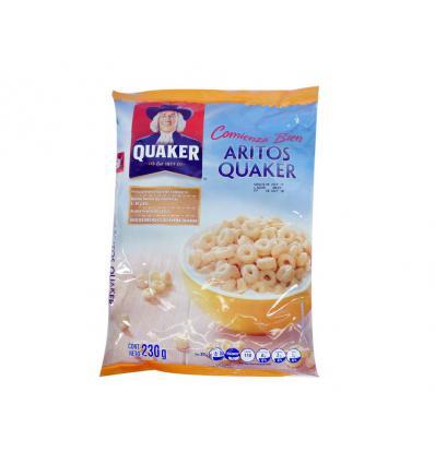 Cereal aritos quaker x230g