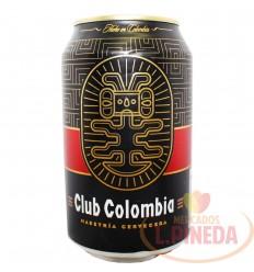 Cerveza Club Colombia Negra Lata X 330 ML