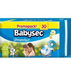 PAÑAL BABY SEC ETAPA 3 X 30 UND