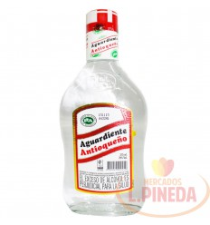 Aguardiente Antioqueño X 375 ML Media
