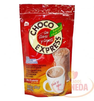 Chocolate Choco Express X 125 G Clavos Y Canela