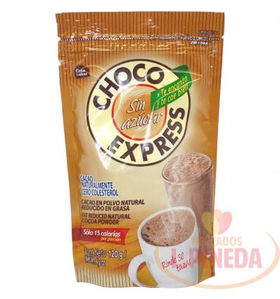 Chocolate Choco Express X 125 G Sin Azucar