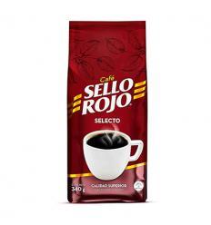 Café Sello Rojo x 340 g Selecto